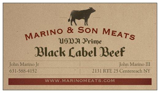 Marino & Son's Meats