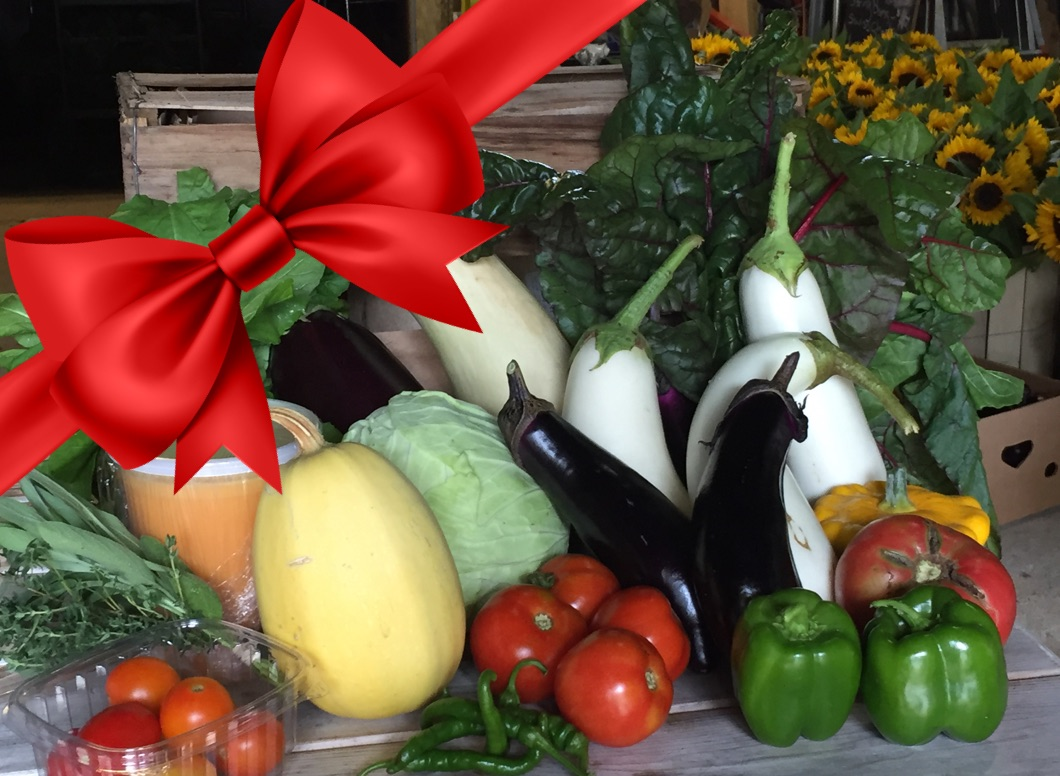 Heartbeet Farms CSA Holiday Gift