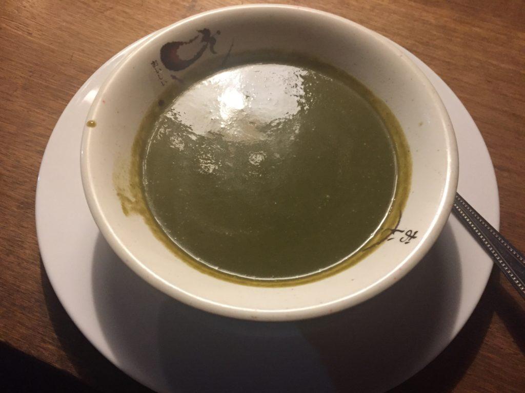 Calalloo Soup