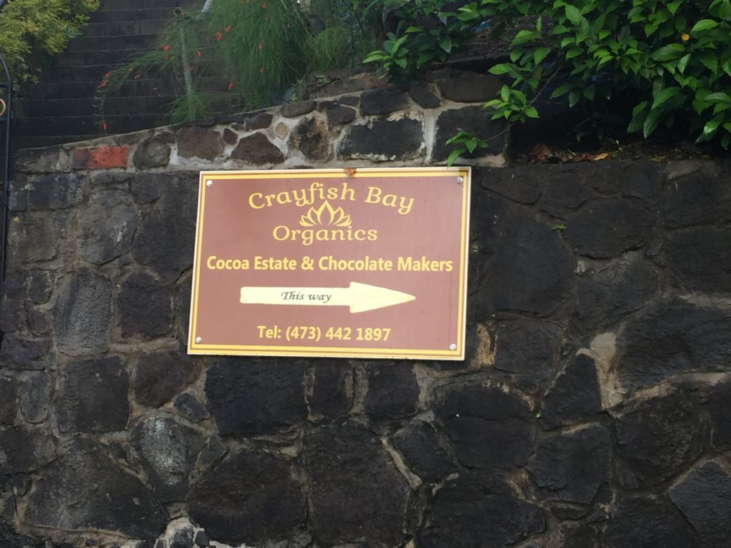 Crayfish Bay Organics Cocoa Estate and Chocolate Makers