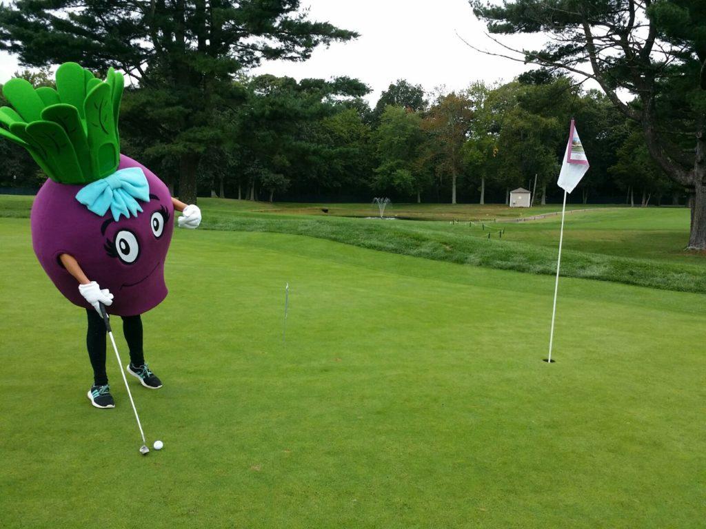 Beet Golfing