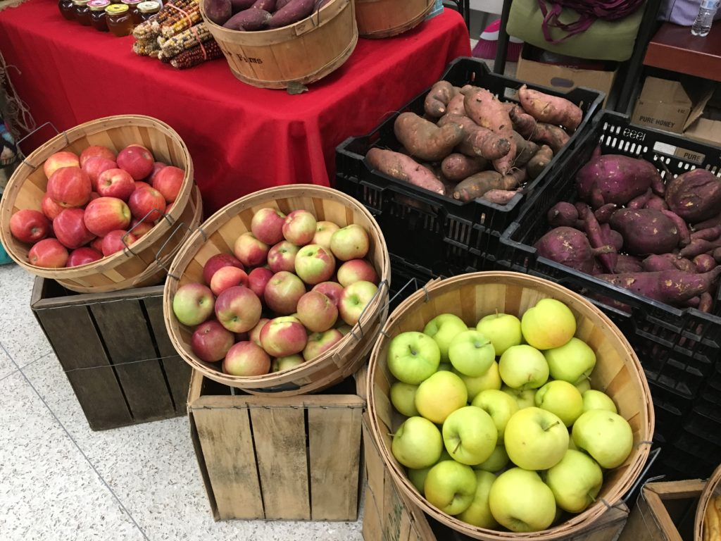 Apples with Cinnamon