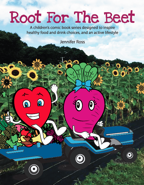 Root for the Beet Children's Book