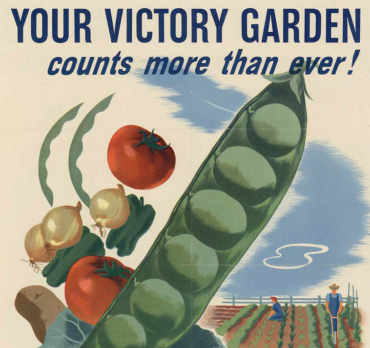 Victory Farm Poster
