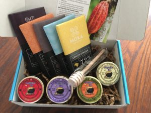 Chocolate & Honey Box C