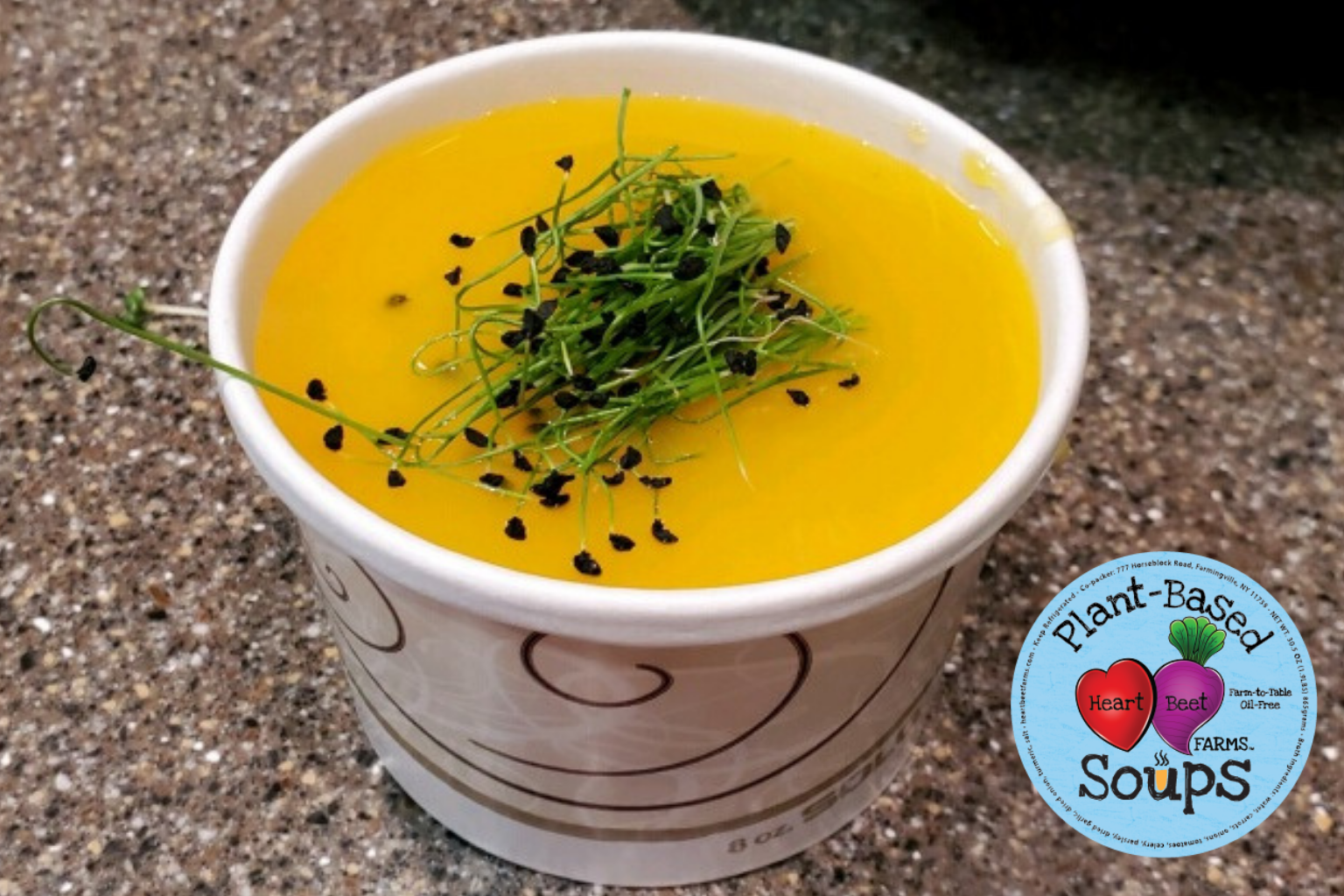 plant-based soups